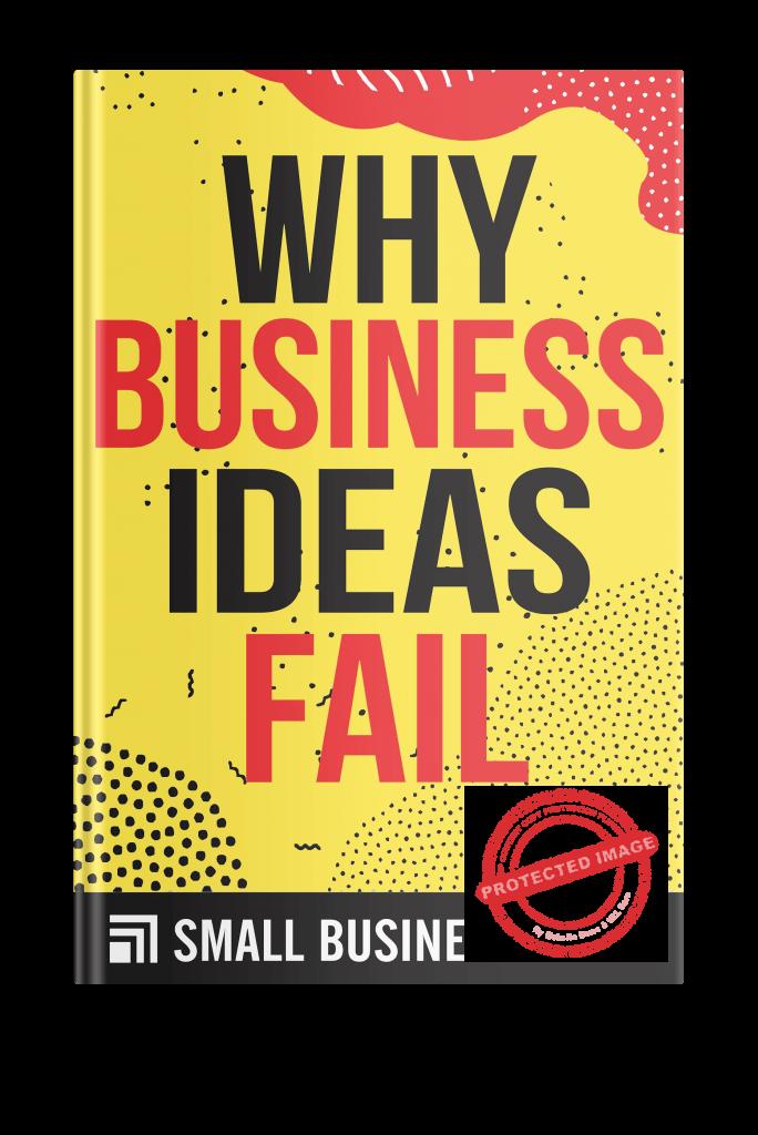 Why business ideas fail