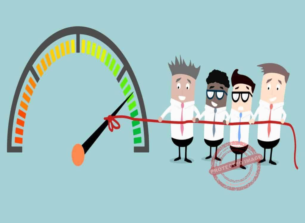 How do you measure employee performance