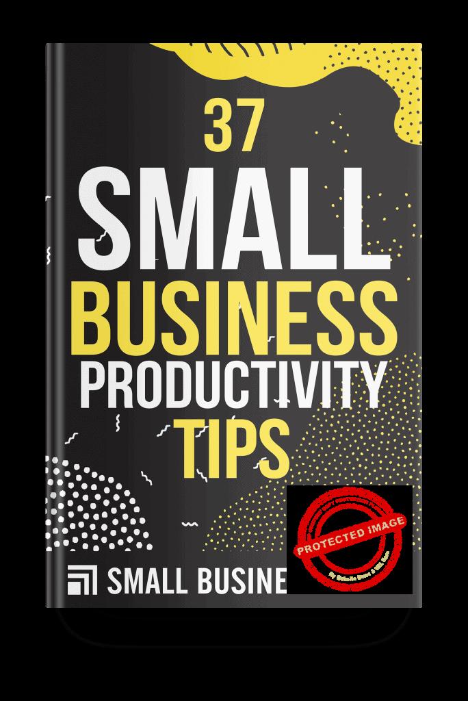 37 small business productivity productivity tips