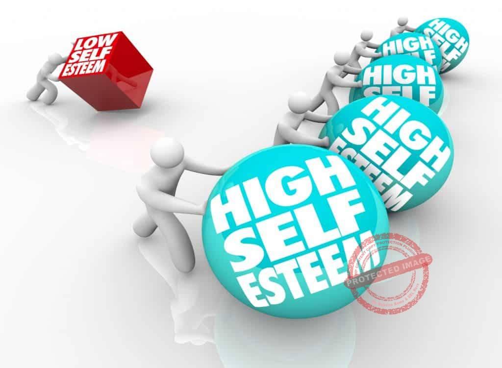 strategies to improve self esteem