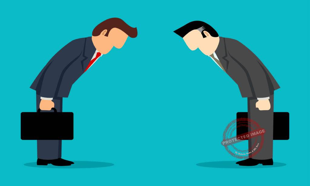 Negotiation in a business environment