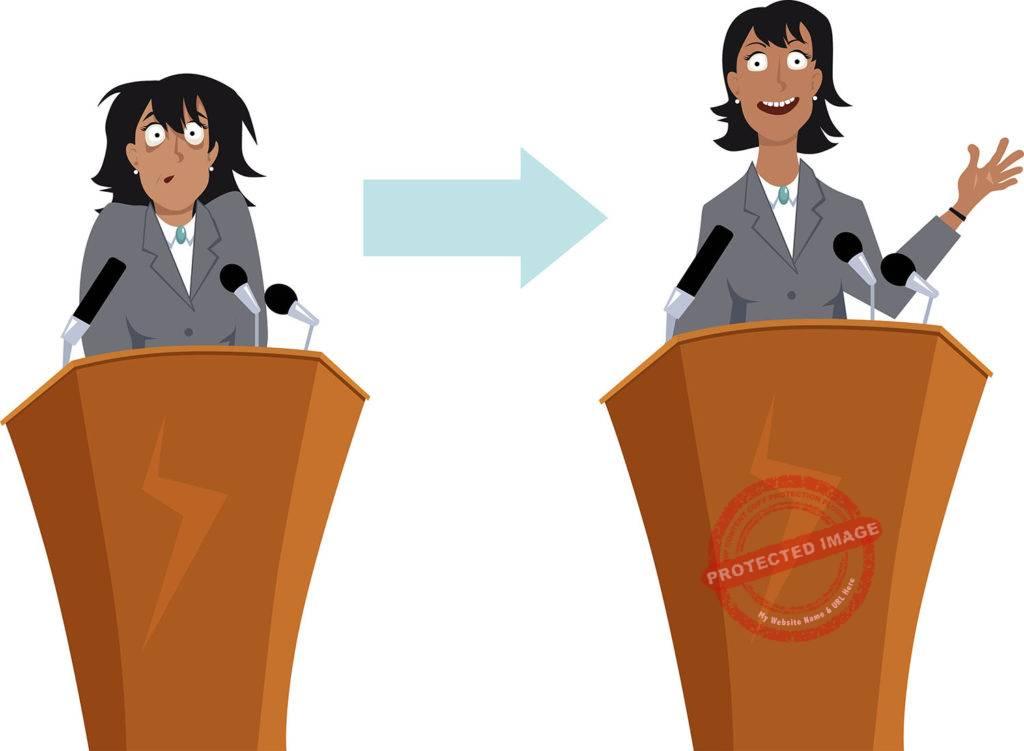 overcoming fear of public speaking