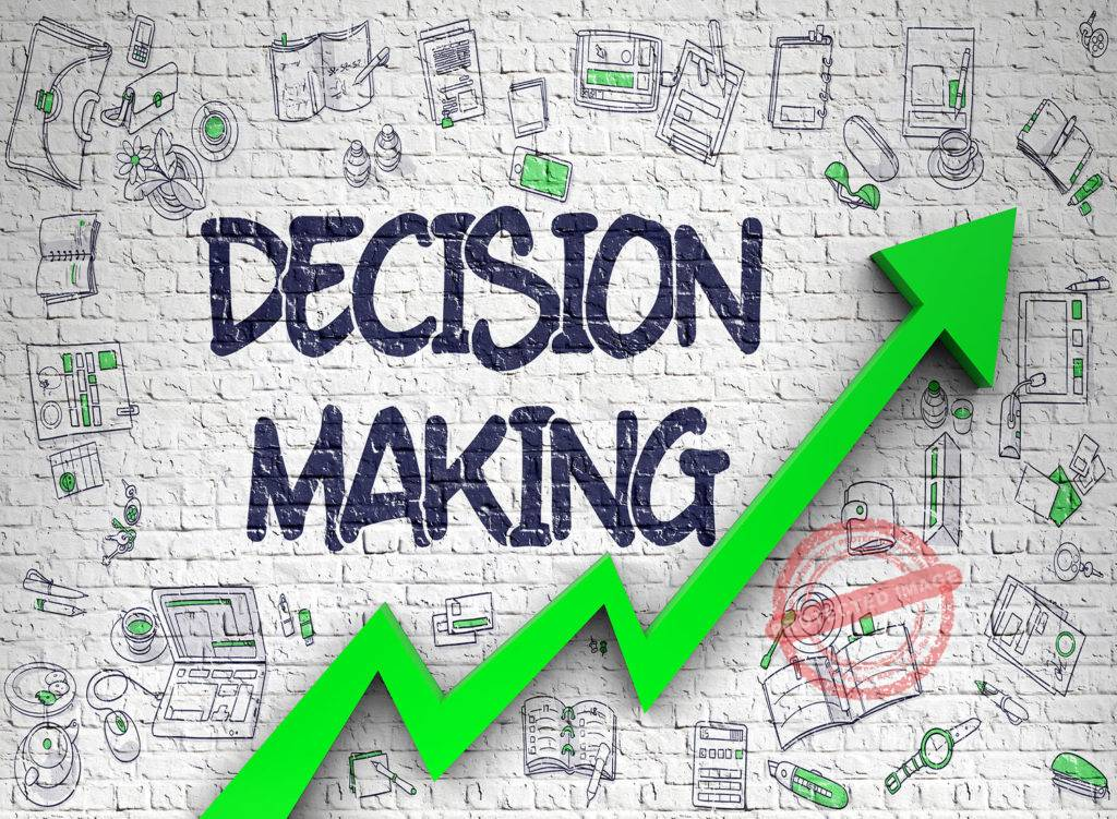 Making business decisions