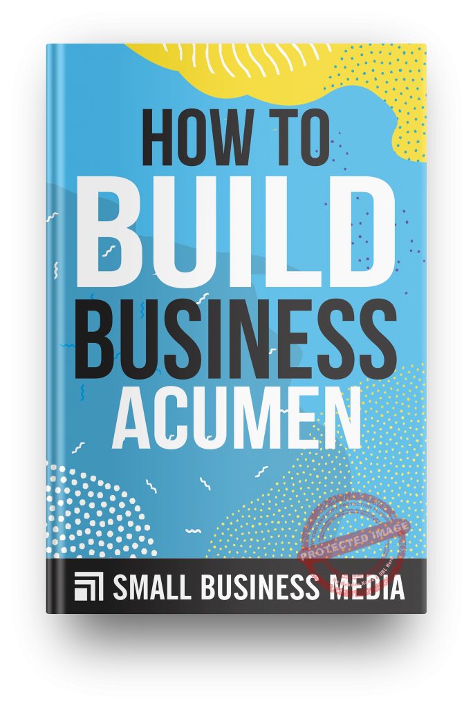 how to build business acumen