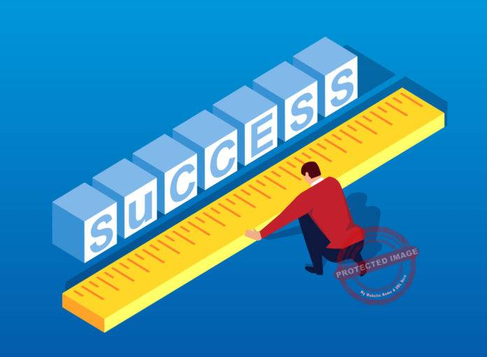 how to measure business success