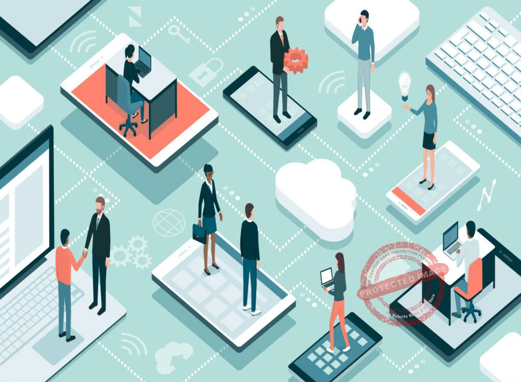 How to network in business