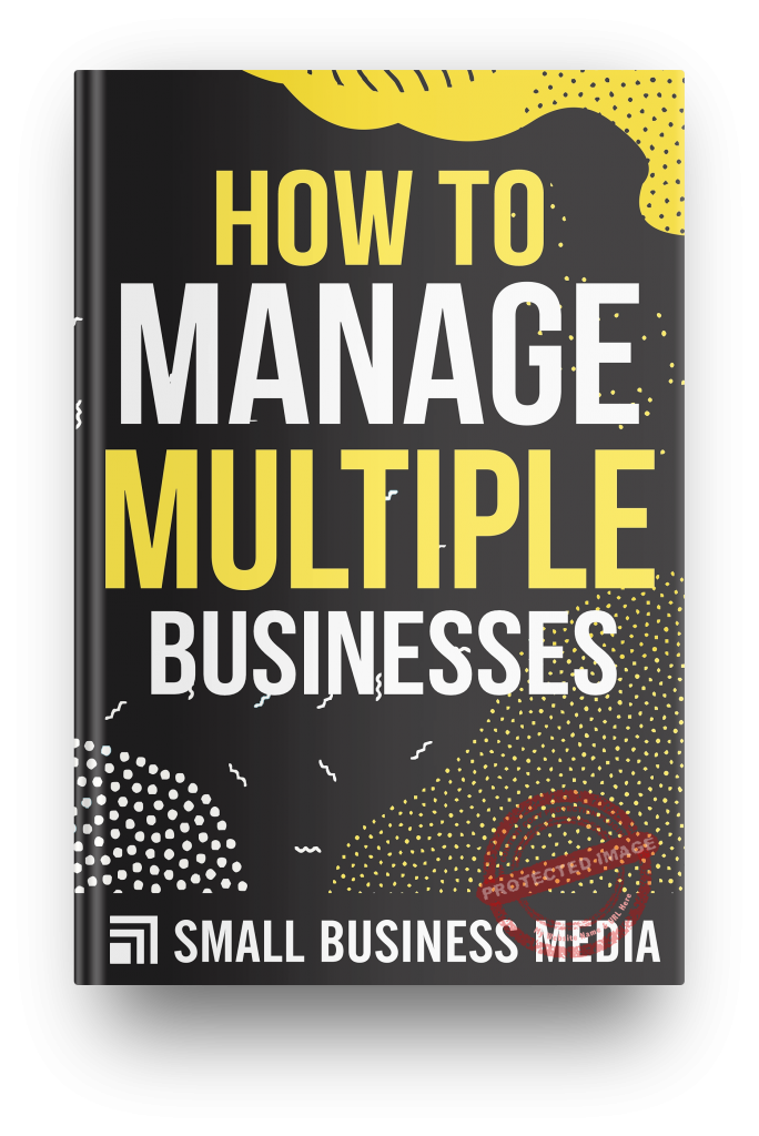 how to manage multiple businesses