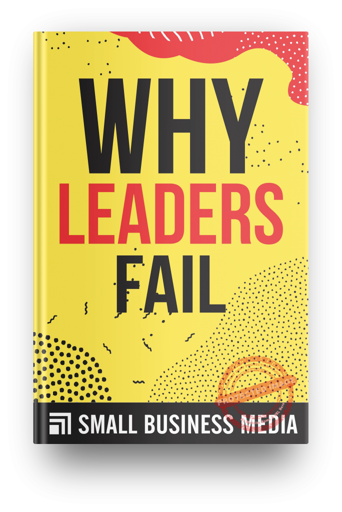 why leaders fail