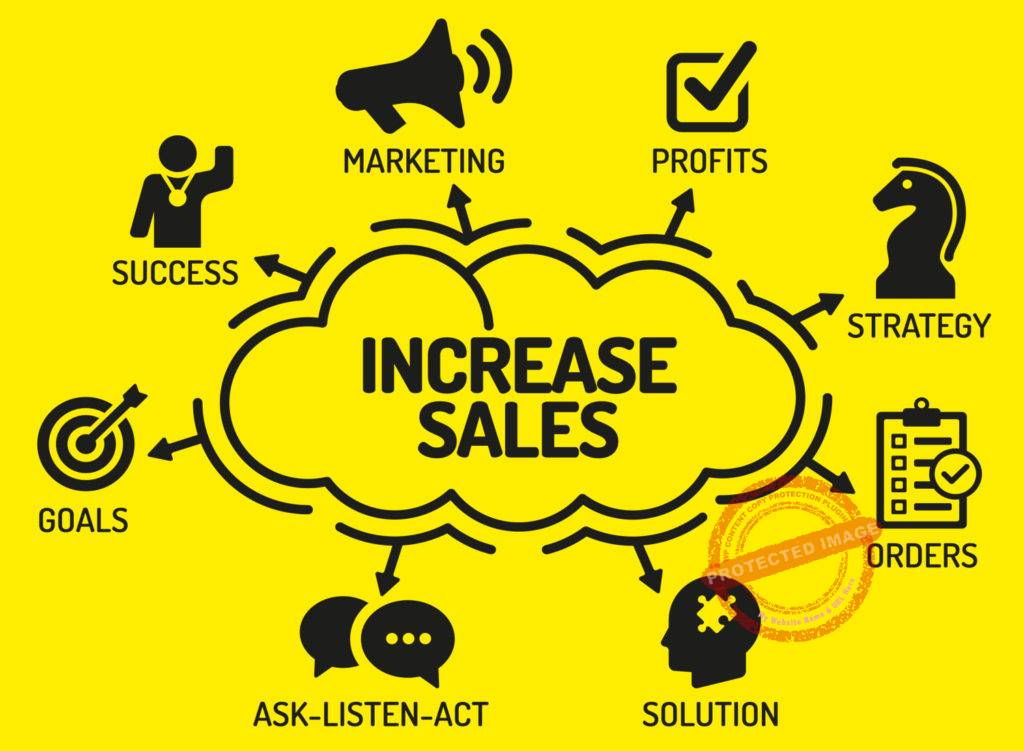 Increasing your business sales