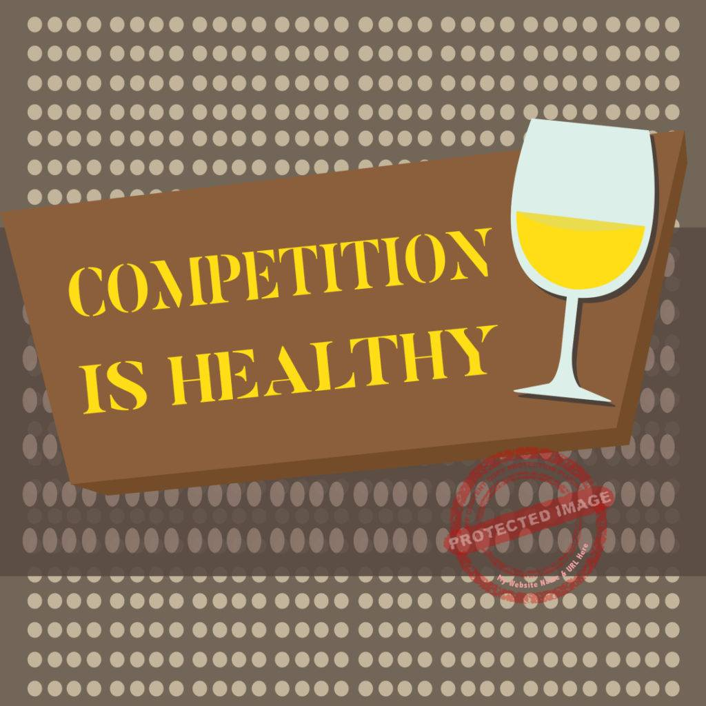Why is competition good for business