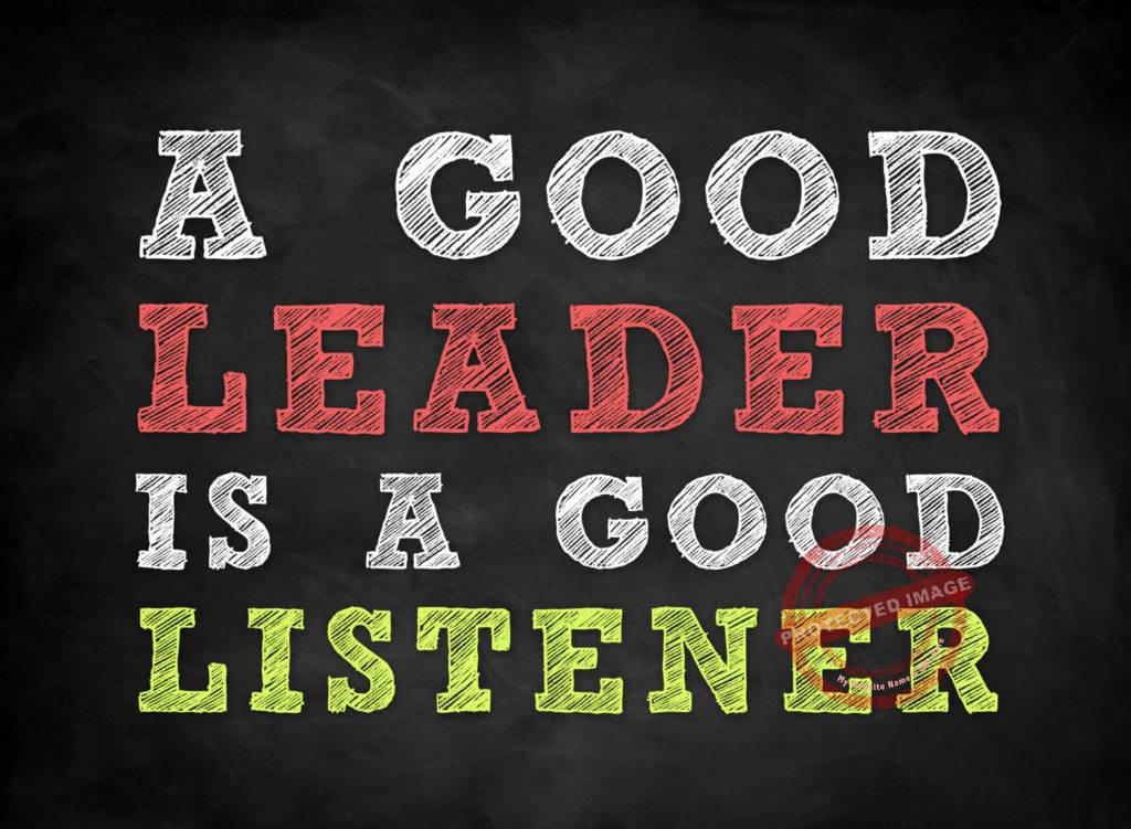 Active listeners can improve their response by