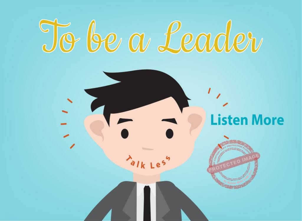 How can you improve your listening skills
