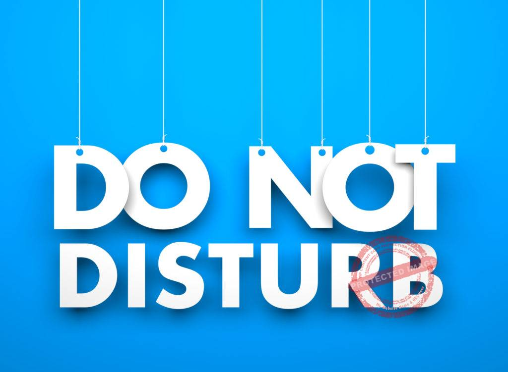 How to stop distracting yourself