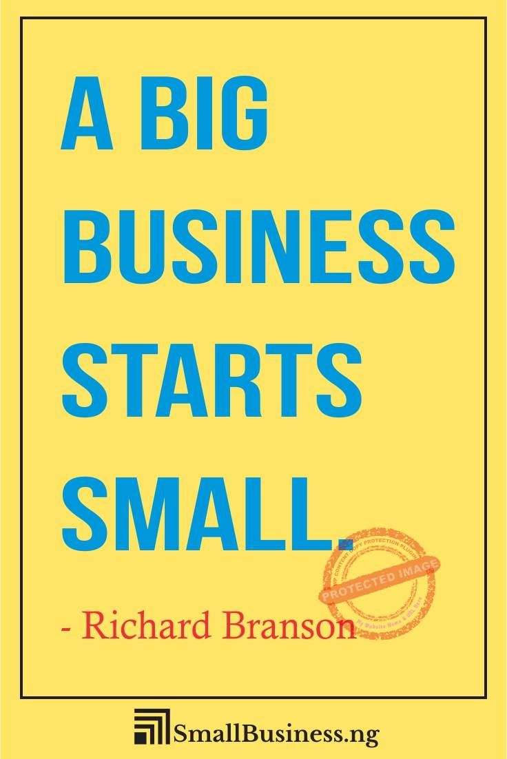 Inspirational Quotes For Starting A Business