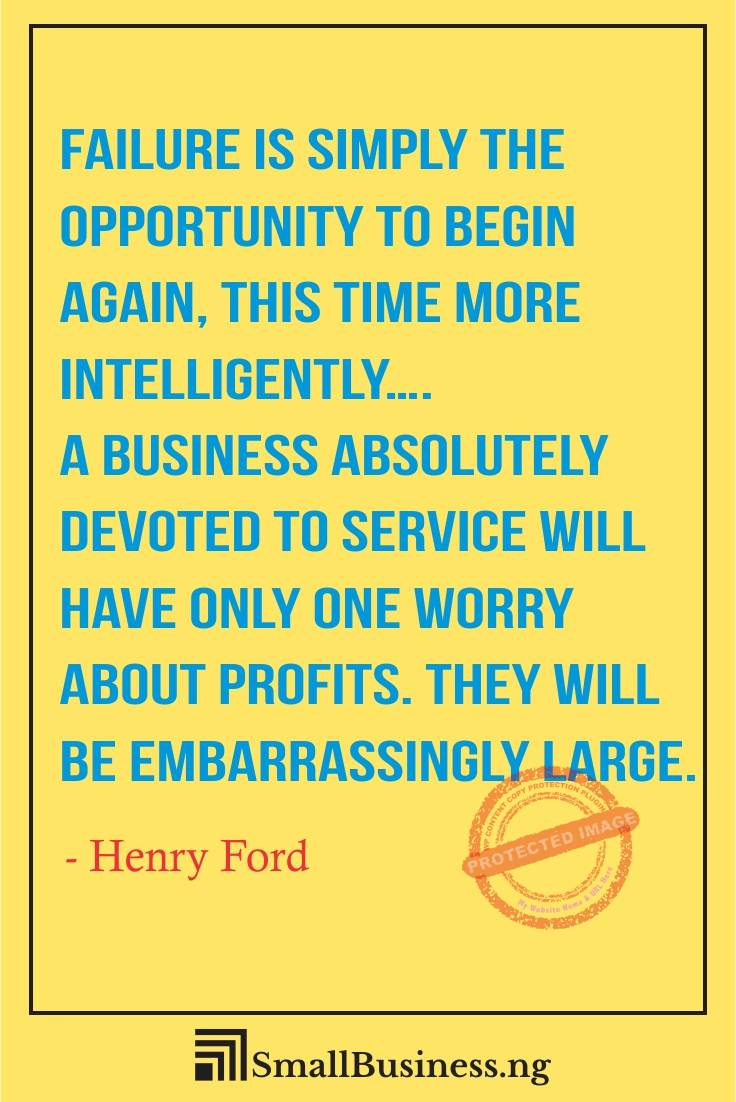 Business Life Quotes