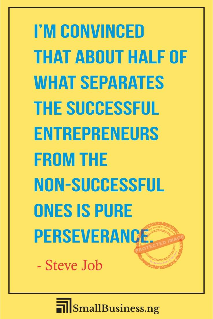 Business Success Motivational Quotes