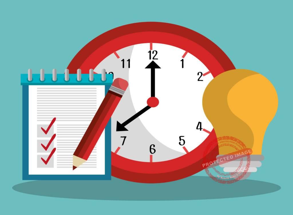 Meeting a deadline