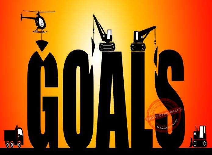 Setting goals for businesses