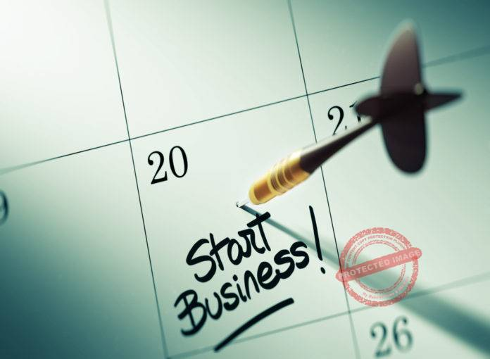 Starting a business_ the first few weeks