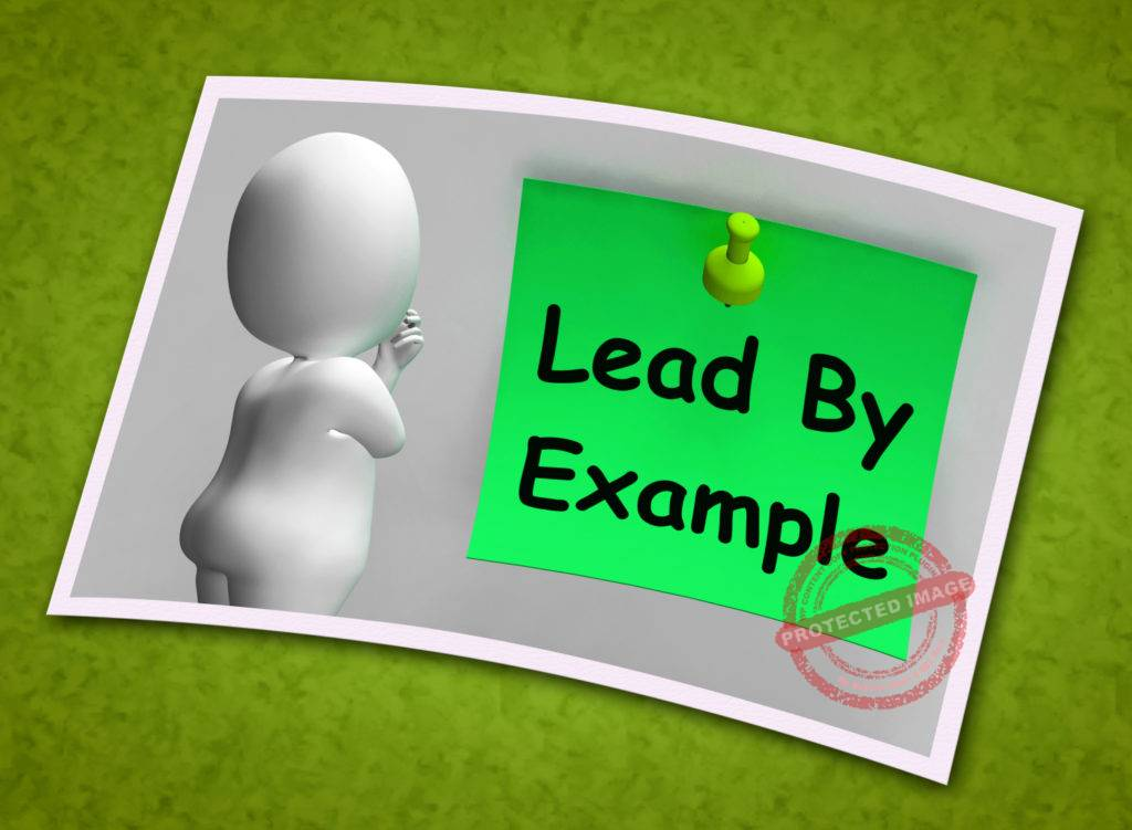 What are the keys to being a good leader