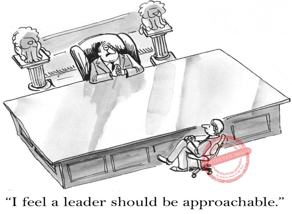 Why leadership is so important