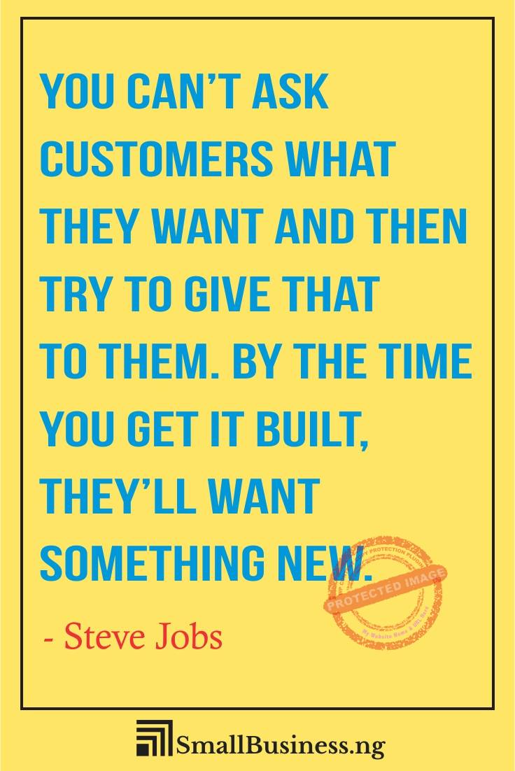 Building A Business Quotes