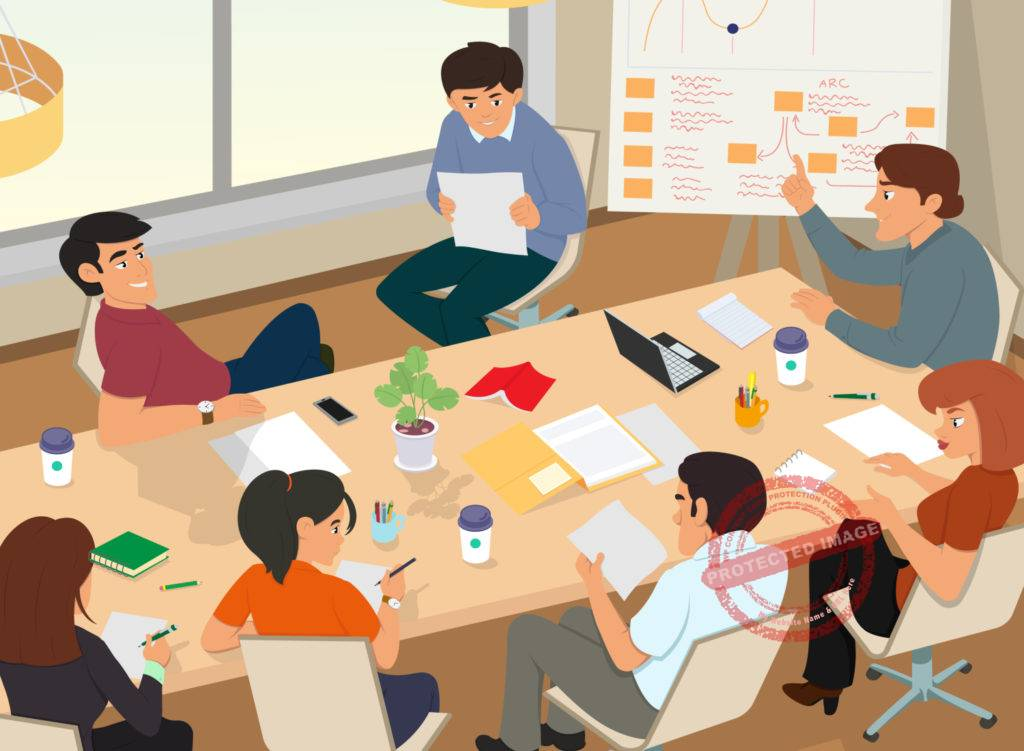 How to run a good meeting