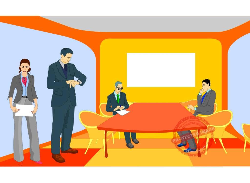 Running an effective meeting