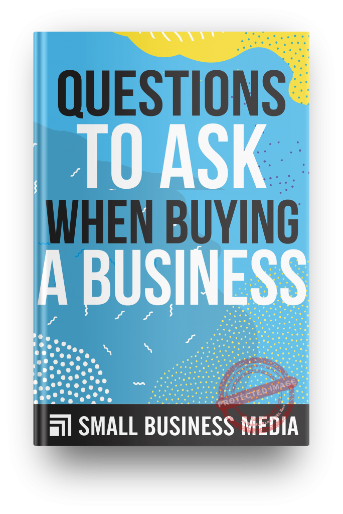 questions to ask when buying a business