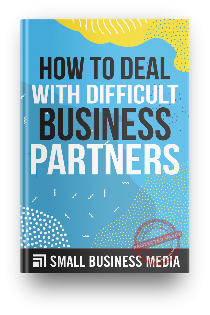 how to deal with difficult business partner
