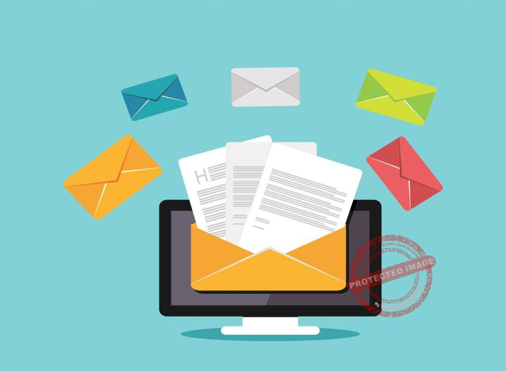 Effectively managing work email