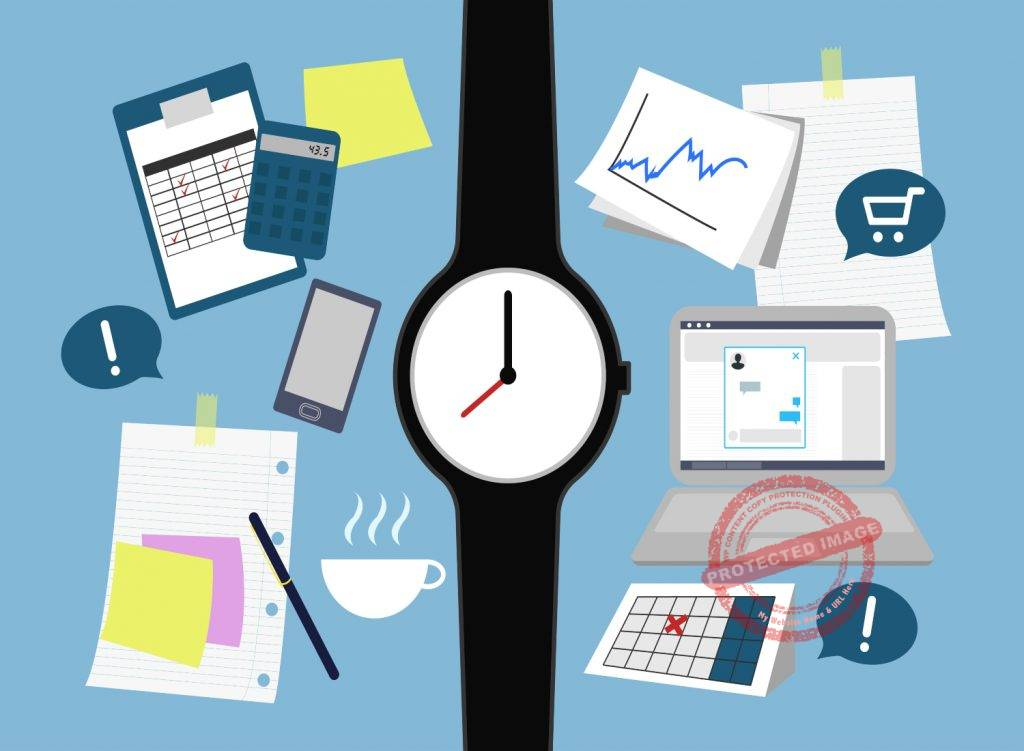 Ways to organize and manage your time