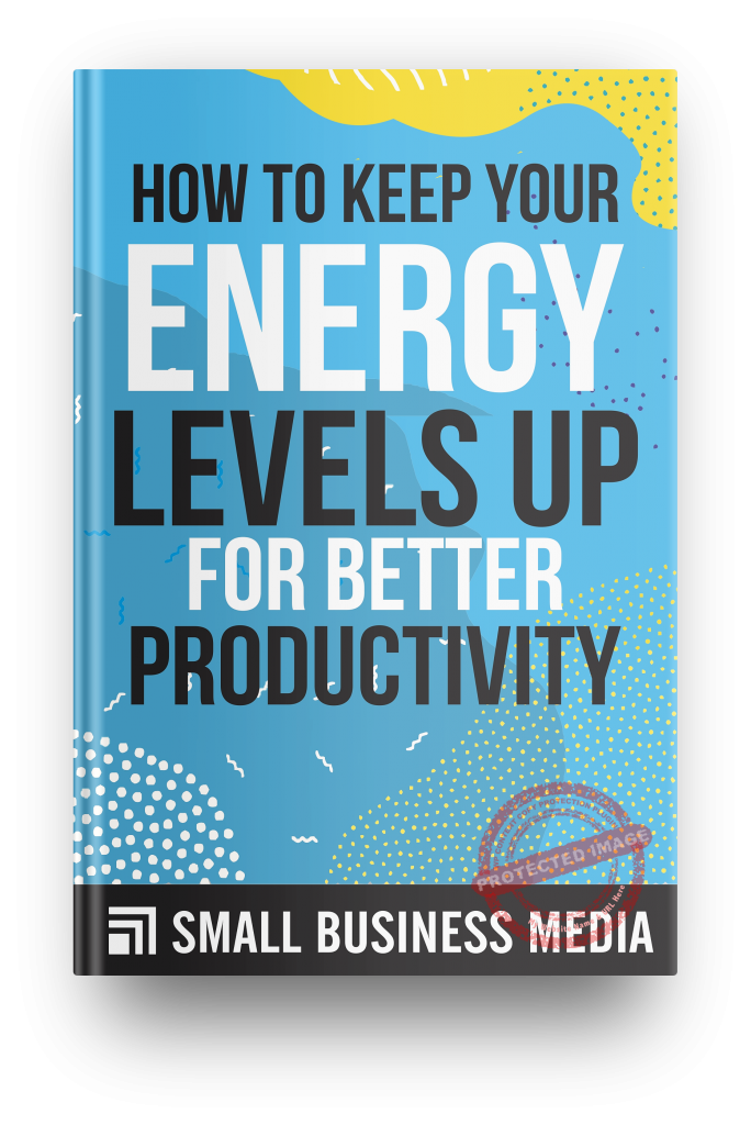 how to keep your energy levels up