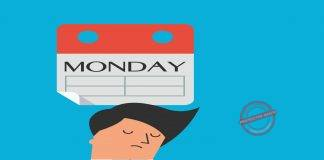How to beat Monday blues