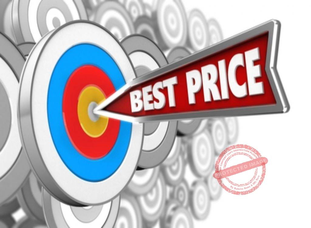 How to determine your price for product