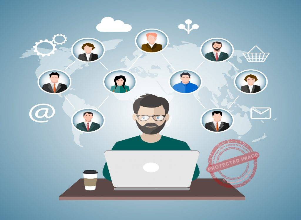 Marketing outsourcing activities