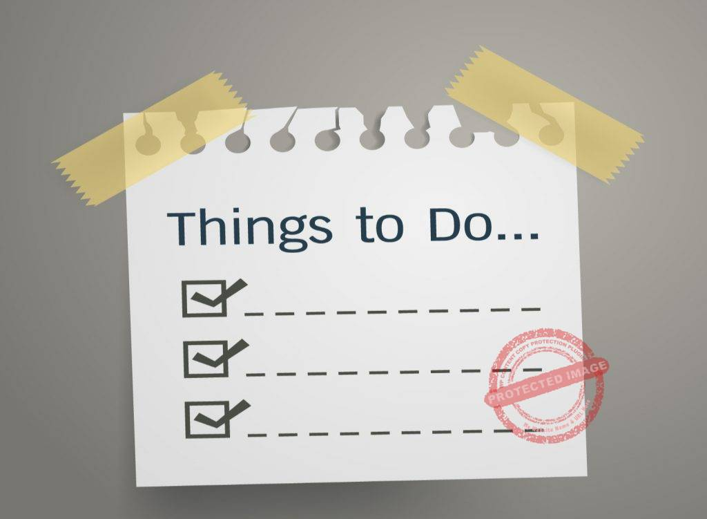 Best ways to be productive about to do list