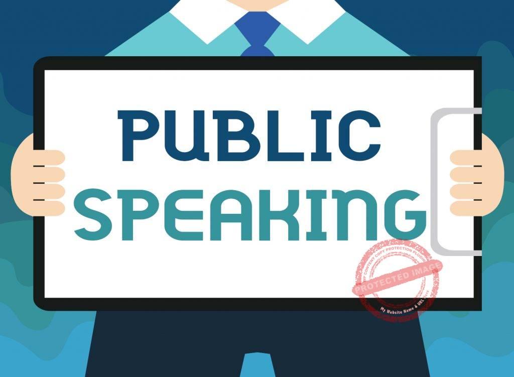 Habits of Great Public Speakers