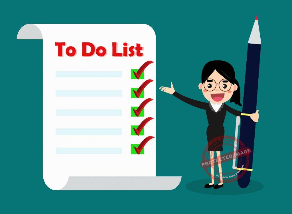 How to make a productive to do list