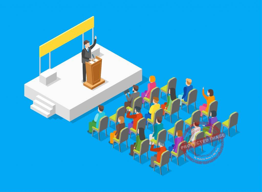 Types of Public speaking events