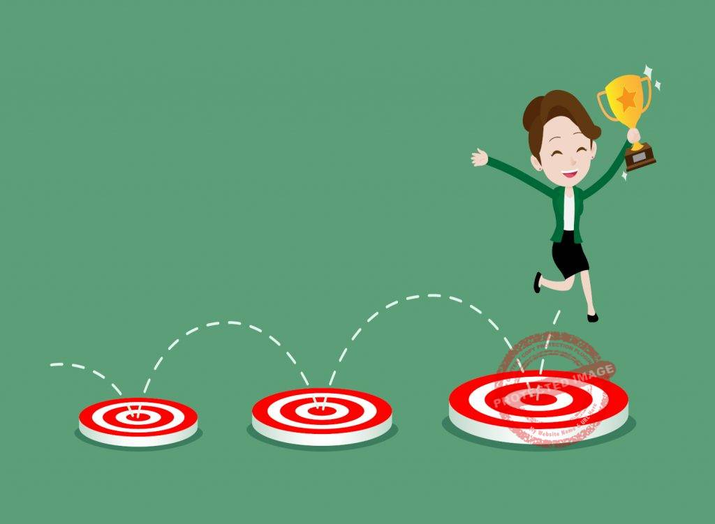 Ways to set goals for your small business