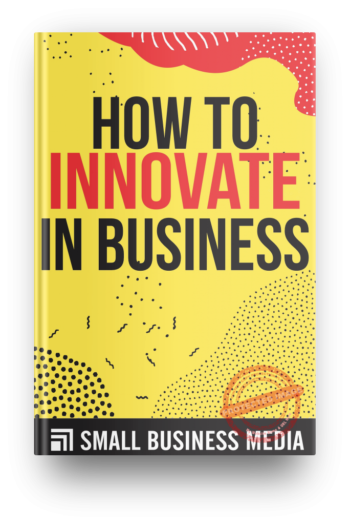 how to innovate in business