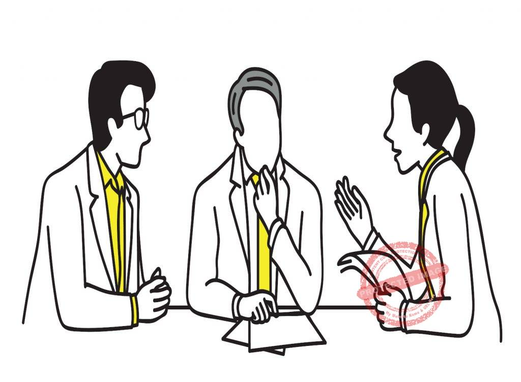 stages of the negotiation process