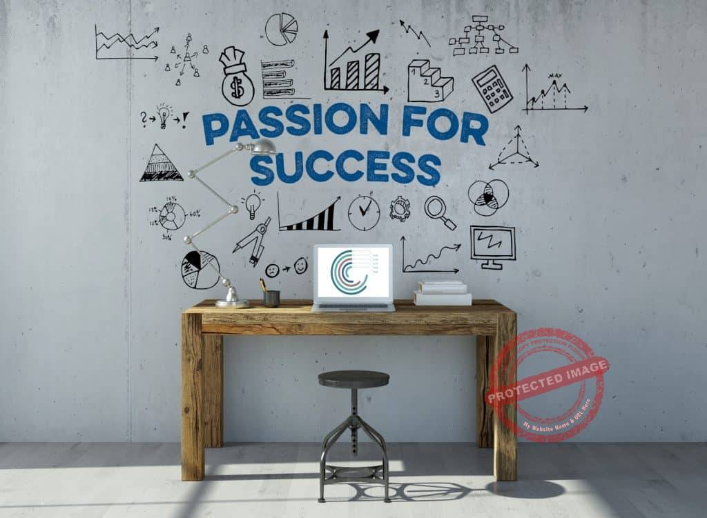 How does passion drive an entrepreneur 2
