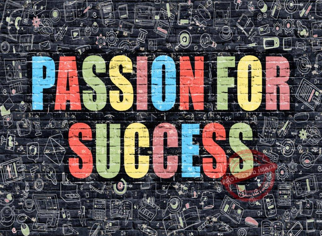passion for the business in entrepreneurs
