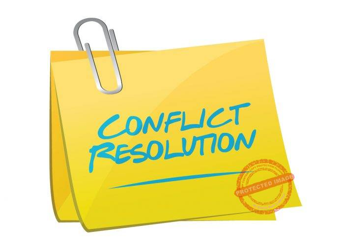 the ground rules for conflict resolution 2
