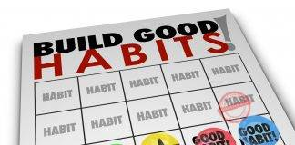 How to build and develop good habits