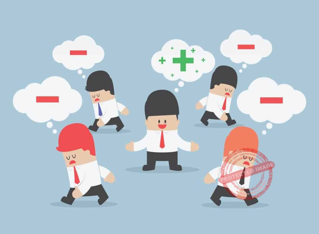 how to manage a negative team