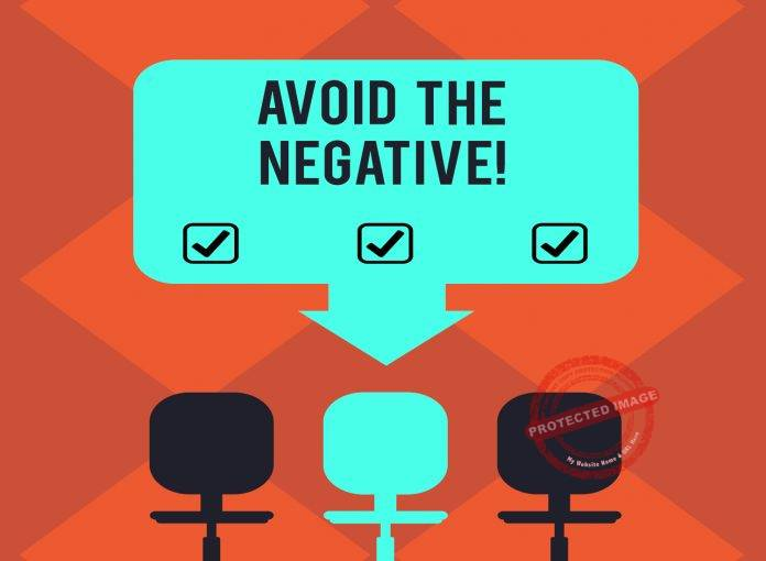 how to think positive and be happy