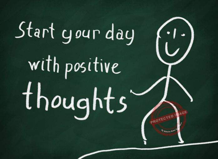 increasing positive thinking
